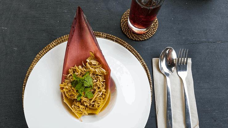 Amayen Sanctuary culinary delight, Thailand