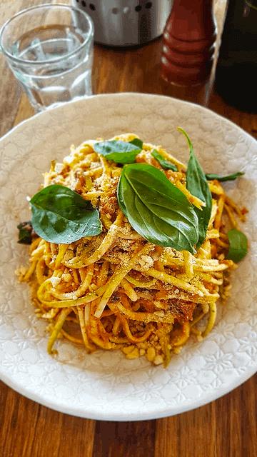 Spaghetti Diet