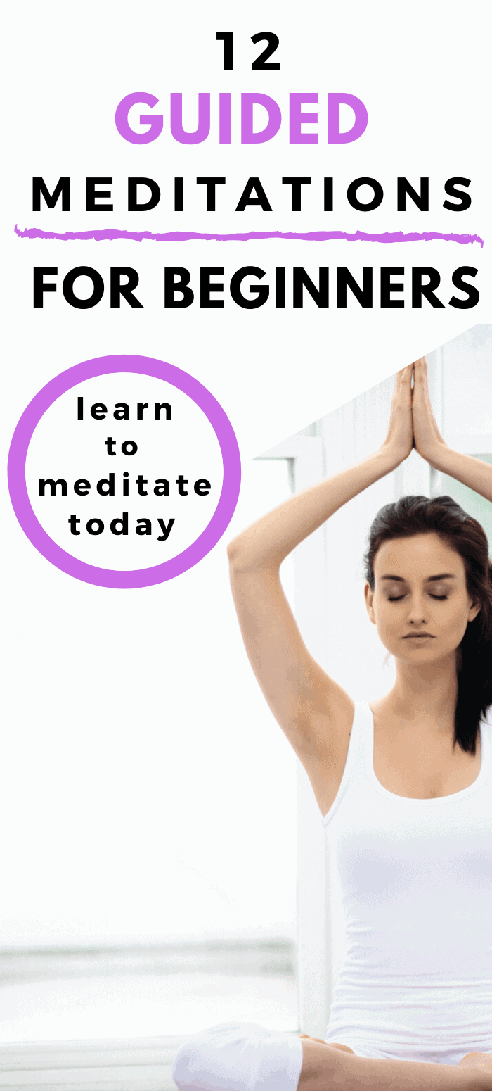 12 Guided Meditations for Beginners