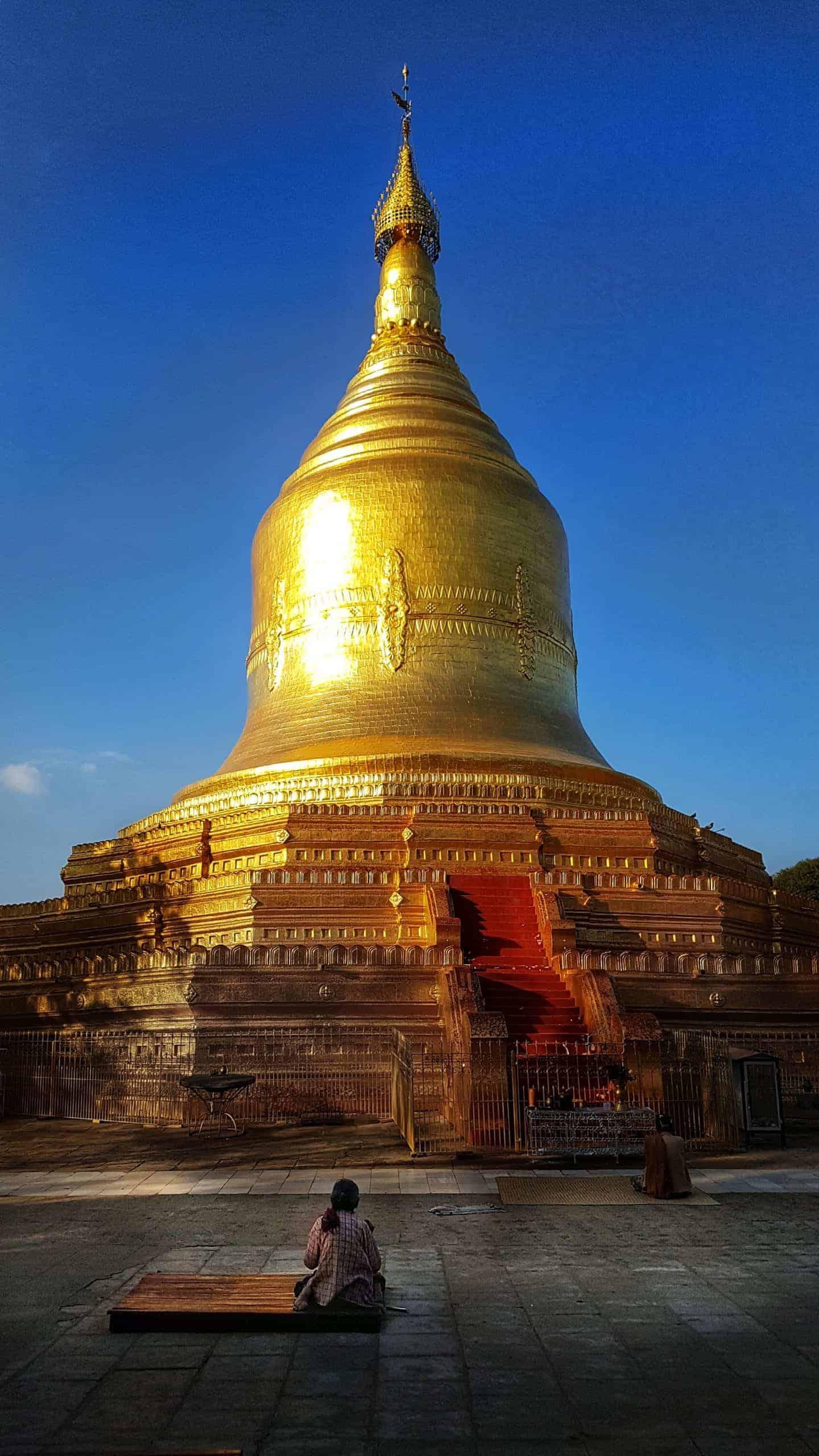 Bagan Stupa
