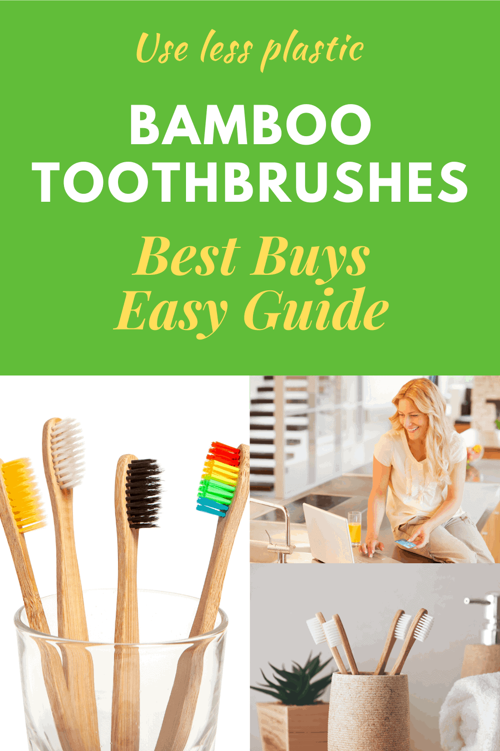 Bamboo Toothbrushes Best Buys