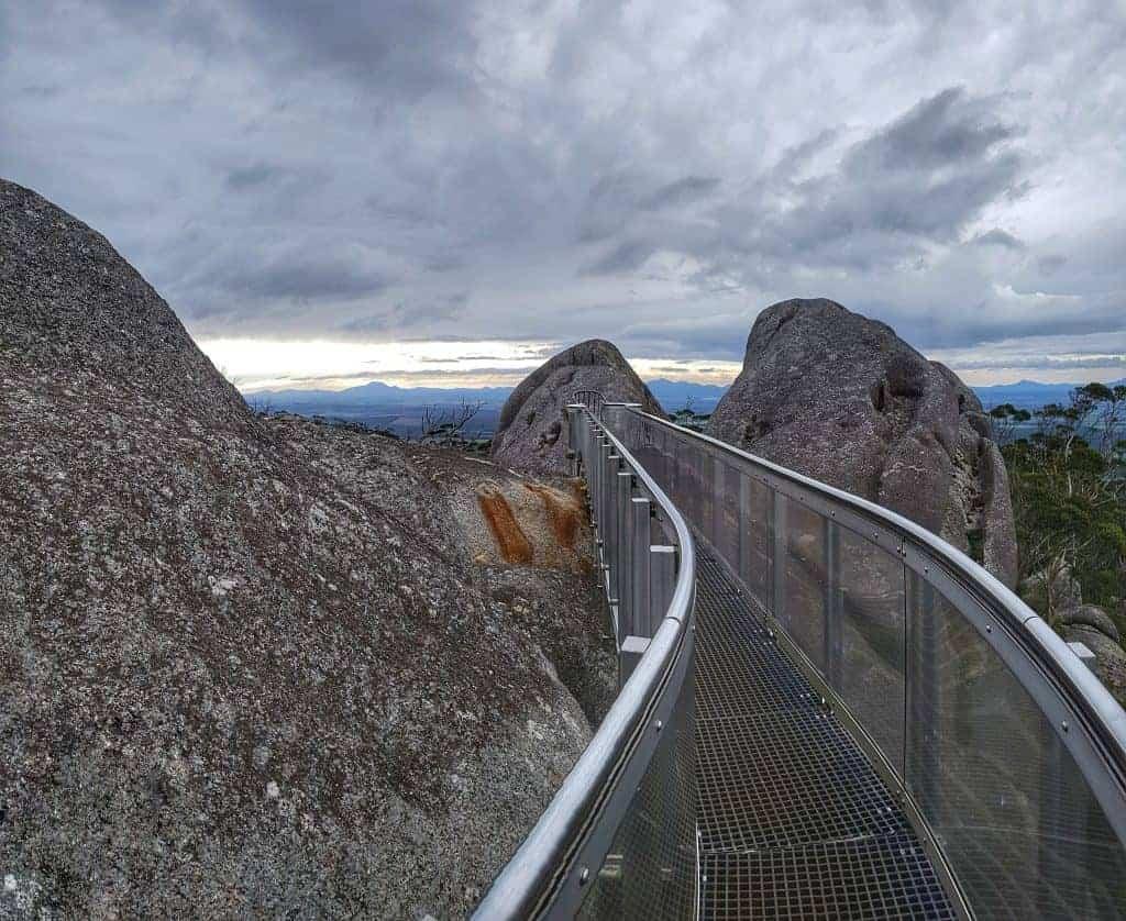 Granite Skywalk Porongurup National Park WA