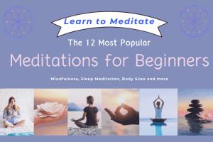 Popular Types of Meditation for Beginners