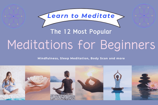 Popular Types of Meditation