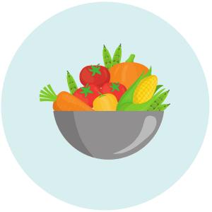 eat healthy during quarantine