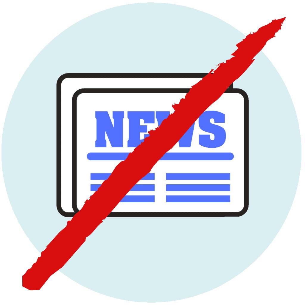 Turn off the Coronavirus news