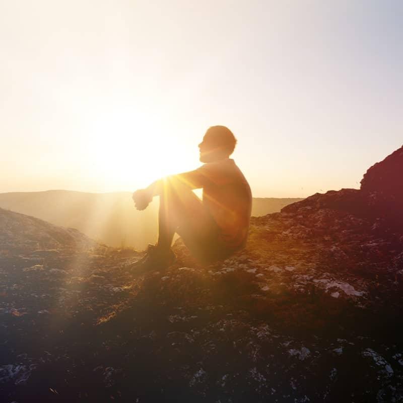 man-spiritual-journey