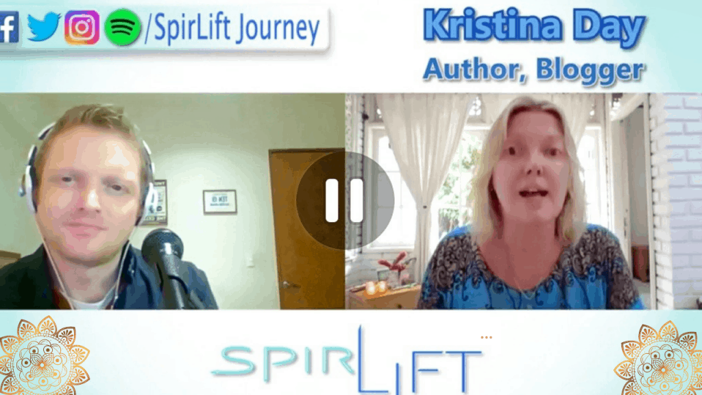 SpirLift episode with Kristina Day