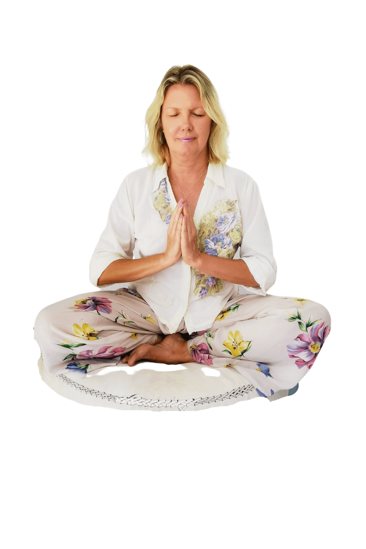 your personal meditation guide, Kristina Day